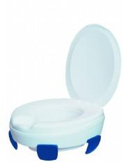 Înălțător WC cu clame 11 cm cu capac PAAO1006 Înălțătoare WC