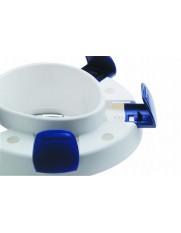 Înălțător WC cu clame 11 cm PAAO1002 Înălțătoare WC
