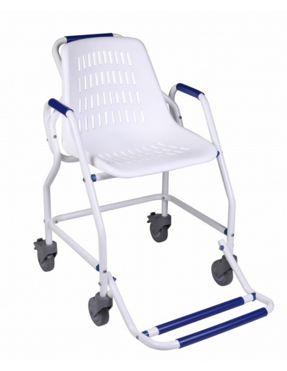 Scaun cu roți pentru duș PAAO0806 Articole baie