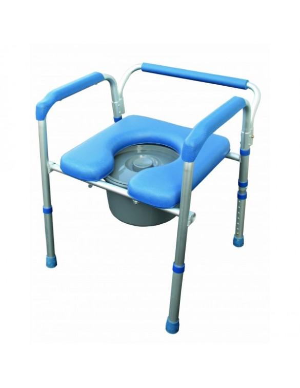 Scaun toaletă 4 în 1 PAAO0702  Scaune WC